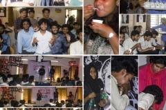 Freshers Day Celebration at Vismayam College of art and media Calicut.1