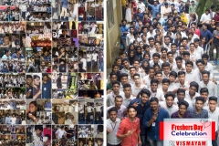 Freshers Day Celebration at Vismayam College of art and media Calicut.3