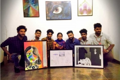 kozhikode art gallery exhibition