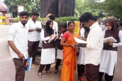 live-sketch-of-SM-street-and-aryidathupalam-vismayam-interior-designing-college