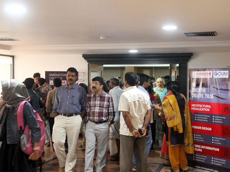 Nata jee seminar vismayam college of art and media for Architecture jee