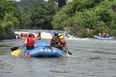 coorg water rafting