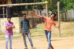 sports-day-discus throw-vismayam-college