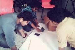 studio-works-students-drawing-vismayam-interior-designing-college