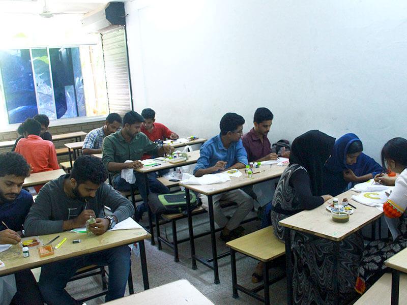 workshop_on_arts_vismayam college_diploma_students_Interior_design_and_architecture_2