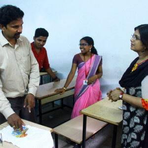 workshop_on_arts_vismayam college_diploma_students_Interior_design_and_architecture_6