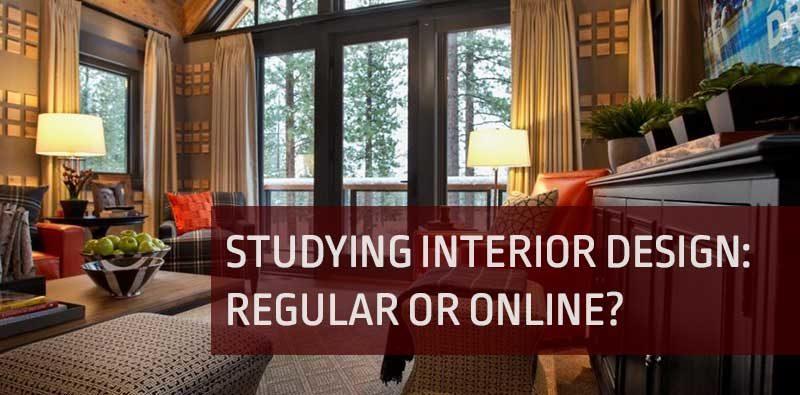 Studying Interior Design Regular Or Online VISMAYAM College Of Classy Studying Interior Design Online