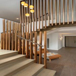staircase safe interior